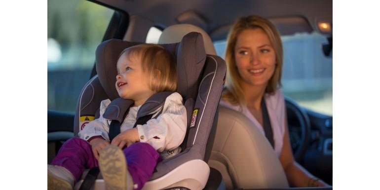 Najbezpieczniejsze foteliki samochodowe BeSafe