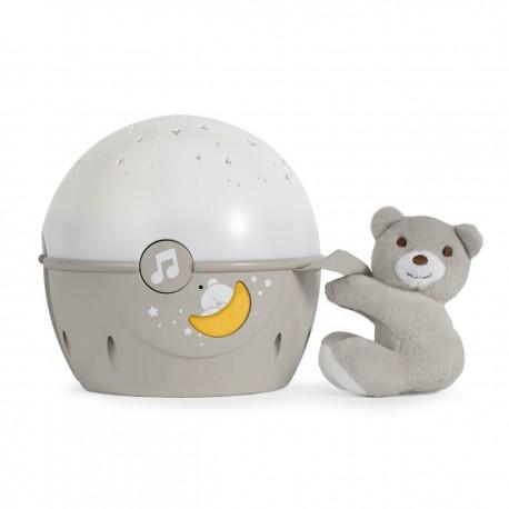 Projektor na łóżeczko Next2Stars First Dreams Szary